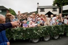 Poulton Gala 2018 - Parade