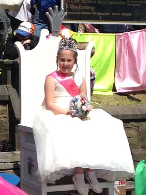 Katie - 2015 Poulton Gala Queen